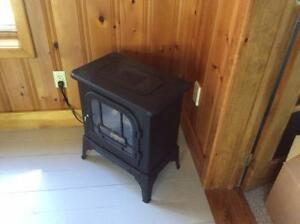 electric fireplace heater Kawartha Lakes Peterborough Area image 2