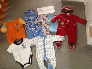 Baby boy clothes size 9 months