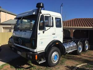 Mercedes benz 2228 Bogie drive, tipper Renmark Renmark Paringa Preview