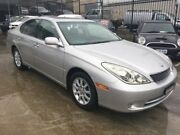 2005 Lexus ES300 MCV30R MY05 Silver 5 Speed Automatic Sedan Fyshwick South Canberra Preview