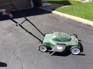 Lawn mower, electric, like new