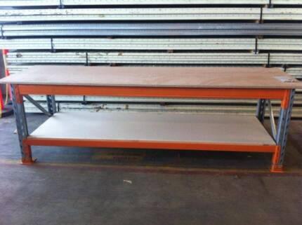 Work Bench – 2850mm L x 900mm D x 900mm H
