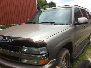 2003 Chevrolet Suburban SUV, Crossover Kitchener / Waterloo Kitchener Area image 1