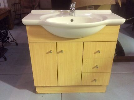 Bathroom Vanity Building Materials Gumtree Australia