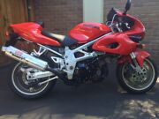 Suzuki TL1000 petrol tank and rear seat cowling WANTED Heathmont Maroondah Area Preview