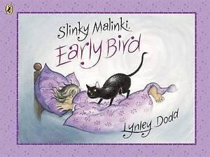 Slinky Malinki Early Bird-ExLibrary
