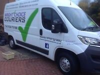 PROFESSIONAL RELIABLE REMOVALS AND MAN AND VAN SERVICE WRIGHT CHOICE COURIERS