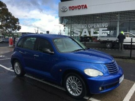 2007 Chrysler PT Cruiser PG MY2007 Touring GT Blue 5 Speed Manual Wagon Mornington Mornington Peninsula Preview