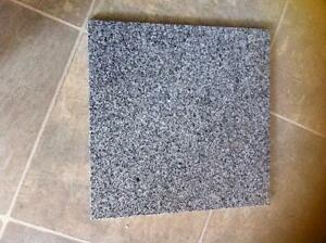 Grey & White Granite Brand New Tiles Edmonton Edmonton Area image 1