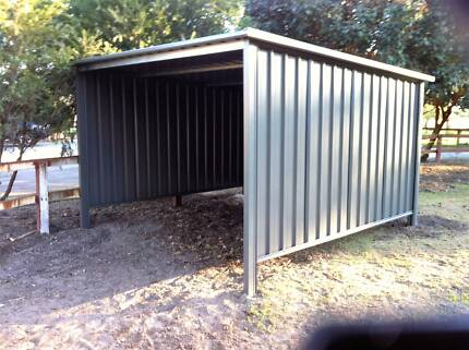 Horse Shelters $1250
