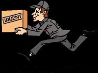 Courier / Deliveries- - 100% Presentable and Reliable