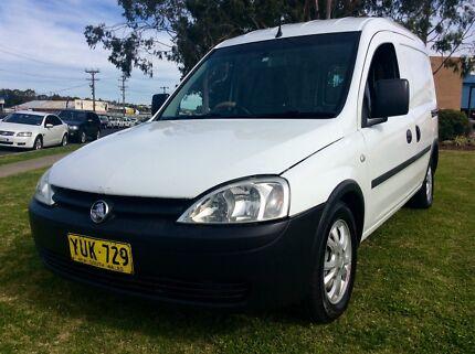 2003 Holden Combo XC VAN 4 Cyl  5 speed 3 months Rego