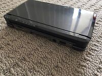 3ds cosmos black with 1 game