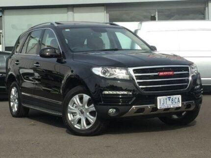 2017 Haval H8 Black Sports Automatic Wagon