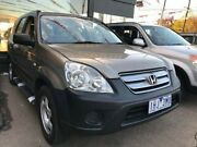 2004 Honda CR-V RD MY2005 4WD Bronze 5 Speed Manual Wagon Maidstone Maribyrnong Area Preview