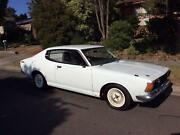 1974 Datsun 180B SSS Coupe Wantirna Knox Area Preview