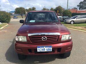 2005 Mazda B4000 Ute dual cab