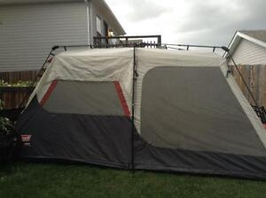 Coleman 8 person tent.