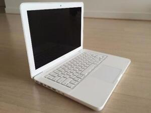 MACBOOK 13 C2D 2.16 GHZ 4GB 320GB + Mc OFFICE PRO