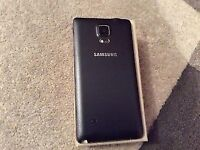 Samsung note 4 mint condition swap only