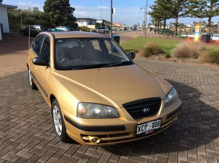 2004 Hyundai Elantra Hatchback Christies Beach Morphett Vale Area Preview