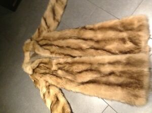 Vintage fur coat for sale