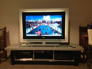 """Philips 42"""" LCD TV, DVD Recorder & Set Top Box, plus cabinet Hillarys Joondalup Area Preview"""