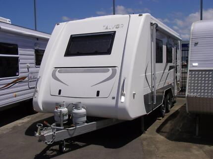 18ft Talvor 550C Caravan (2012 model)