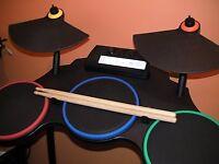 Wii Guitar Hero - Drum Kit WANTED