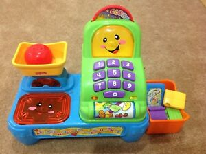Fisher price cash register Point Cook Wyndham Area Preview