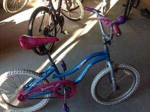 Supercycle Dreamweaver girls bicycle 20""