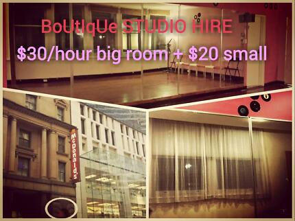 STUDIO HIRE in the heart of SYDNEY CBD