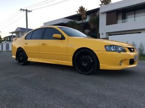 2006 Ford Falcon Sedan XR6 **MANUAL**
