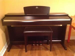 Yamaha Arius digital piano model YDP 141