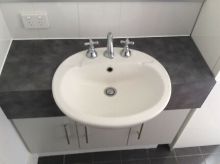 Bathroom Sinks Joondalup bathroom vanity and sink | building materials | gumtree australia