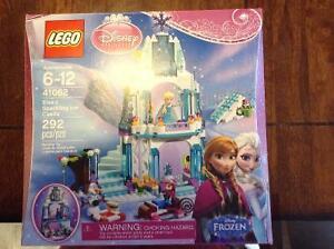 New in Box Frozen Lego Set