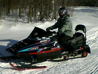POLARIS INDY 500 INJECTION EXTREMENT PROPRE