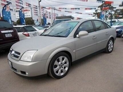 2005 Holden Vectra ZC MY2005 CDX Gold 5 Speed Automatic Hatchback Gepps Cross Port Adelaide Area Preview