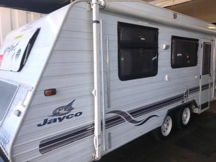 #1922, Jayco 19' Westport full van, Year 1998, 12 rego