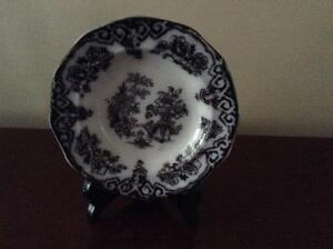 Antique Transferware Cup Plate West Island Greater Montréal image 1