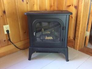 electric fireplace heater Kawartha Lakes Peterborough Area image 1