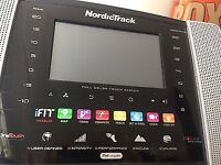 NordicTrack E14.0 Power Incline Elliptical Cross Trainer