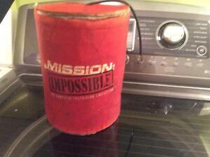 DVD box set MISSION IMPOSSIBLE LIMITED EDITION