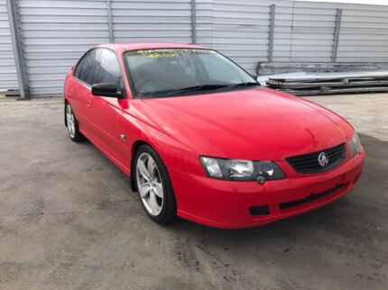 Holden Commodore VY SV8 MANUAL