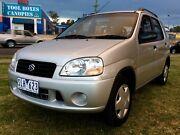 2003 Suzuki Ignis 4 Cyl 5 speed Hatch 3 Months Rego Woodbine Campbelltown Area Preview