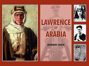Good, Lawrence of Arabia, Legg, Rodney, Book