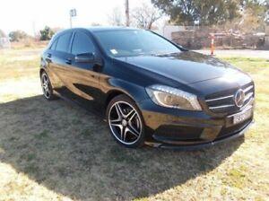 2013 Mercedes-Benz A200 W176 D-CT Black 7 Speed Sports Automatic Dual Clutch Hatchback Dubbo Dubbo Area Preview