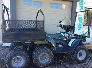 Vtt Polaris Big Boss 6x6 500cc 1999