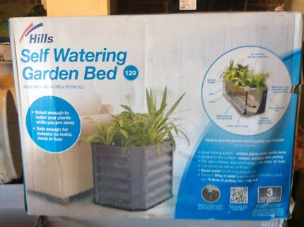 Hills Self Watering Garden Beds