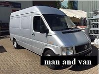 VAN WITH A MAN , FOR ALL YOUR REMOVAL NEEDS 24/7 ..BELFAST CITY CENTRE....